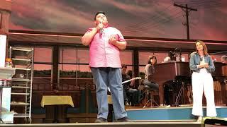 "Luke Islam ""She Used To Be Mine"" 7/26/19 at Waitress Karaoke on Broadway"