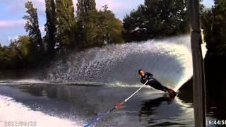 Ski nautique trémolat