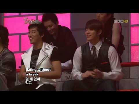 [HD] Kim Shin Young - Rainism Parody [Sub]