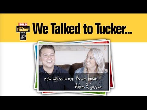 We Talked to Tucker...  (Adam & Jessica)