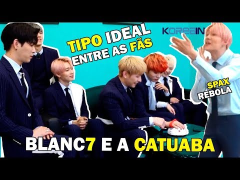 KPOP IDOL É MENTIROSO? feat BLANC7 | LIAR GAME with KPOP IDOL BLANC7