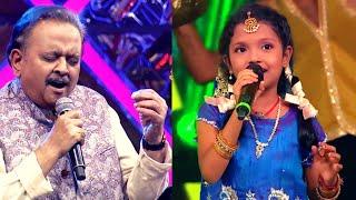 சூப்பர் சிங்கரில் SPBயின் பாடலை தாறுமாறாக பாடி தெறிக்கவிட்ட ஏழை மீனவ சிறுமி! | Super Singer Srimathi