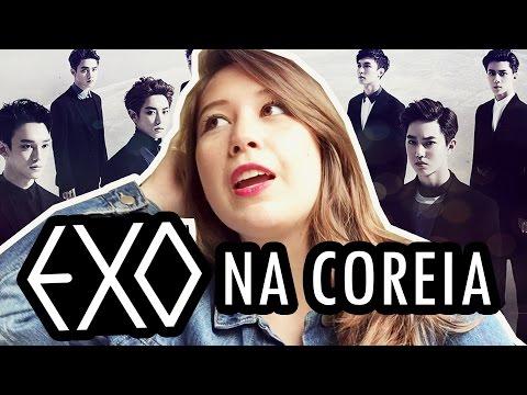 O QUE VIVI NO SHOW DO EXO EM SEUL/COREIA