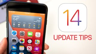 How to Update to iOS 14 - Tips Before Installing!