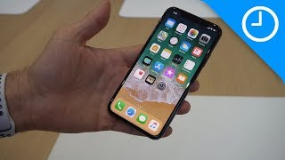 Hands on walkthrough: Apple iPhone X!