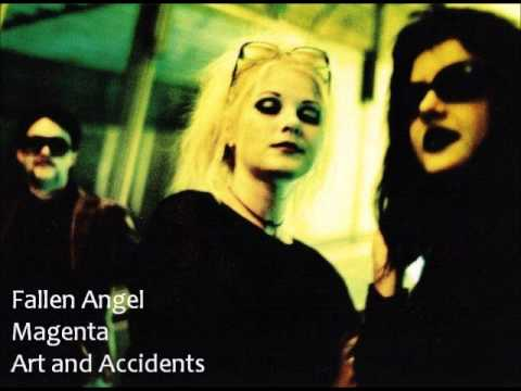 (8) Fallen Angel - Magenta