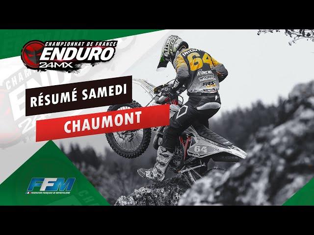 CDF enduro 2021 Chaumont - J1