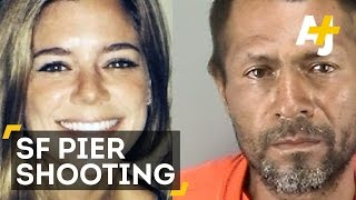 San Francisco Pier Shooting Puts Immigration Policy In Spotlight