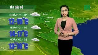 VTC14 | Thời tiết 12h 30/01/2018 | Rét buốt đã bao trùm toàn miền Bắc