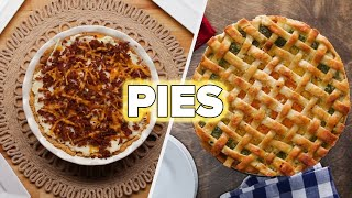 9 Satisfying Recipes For Anyone Who Loves Pie • Tasty