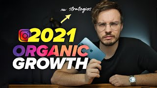 4 NEW TIPS to Grow On Instagram FAST in 2021 (394% More Followers)