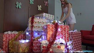 Christmas Surprise PRANK on my Girlfriend!