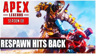 Apex Legends - Respawn FINALLY hits back at Hackers! - New Trailer - LTM Issues!