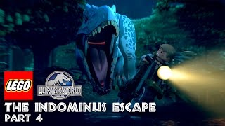 Part 4: LEGO® Jurassic World: The Indominus Escape