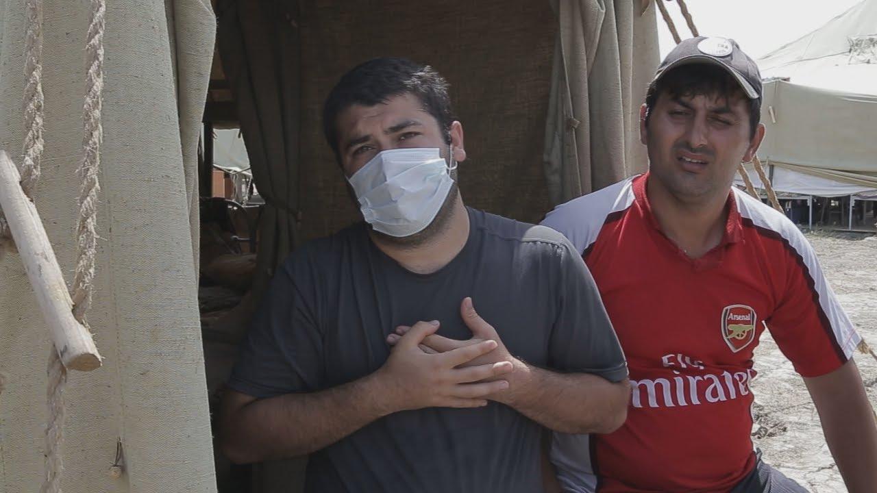 Заложники пандемии пожаловались на равнодушие Баку