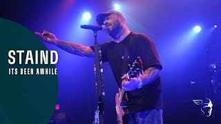 Staind - Its Been A While (Live At Mohegan Sun) ~ 1080p HD