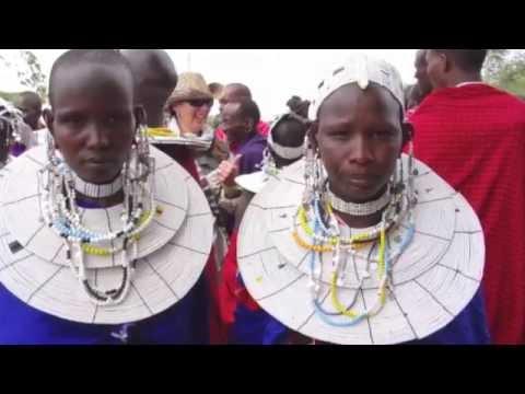 The Masai Young Elder Celebration