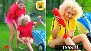 DIY Funny Prank! Couple Pranks and DIY Hacks