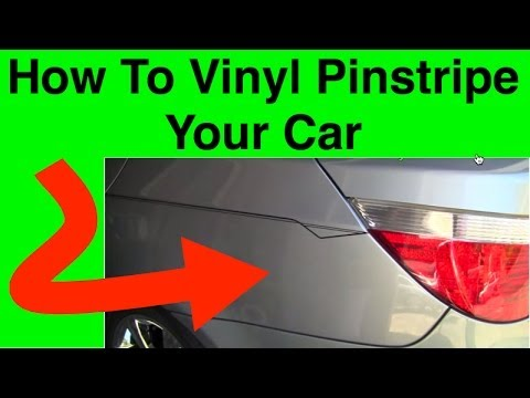 how to pinstripe learn to pinstripe your car simple vinyl pin striping techniques youtube. Black Bedroom Furniture Sets. Home Design Ideas