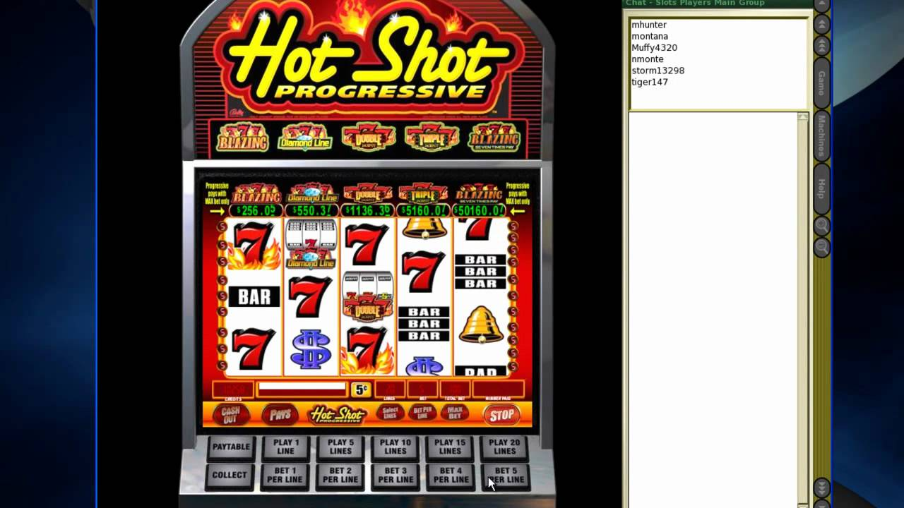 Hot shot casino slots cheats