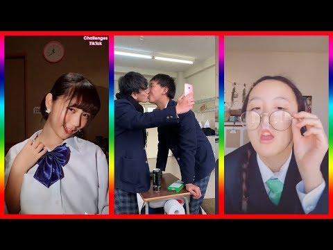 日本のティックトック学校  | Tik Tok High School in Japan [Tik Tok Japan]  #1