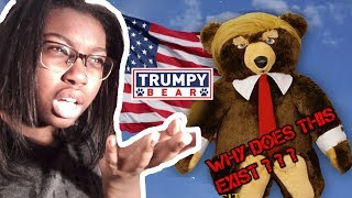 Why Does This Exist?! | The Trumpy Bear