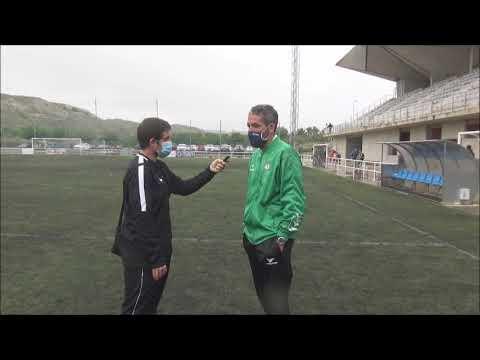 RICHI GIL (Entrenador Cuarte) CD Cuarte 2-2 CF Utebo / Semifinal Play Off de Ascenso 2ª B