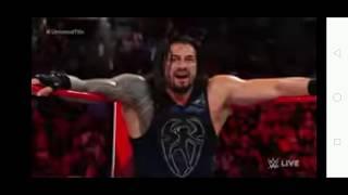 ##Roman## Rains ##WWE##  रोमन रेंस डब्लू डब्लू ई