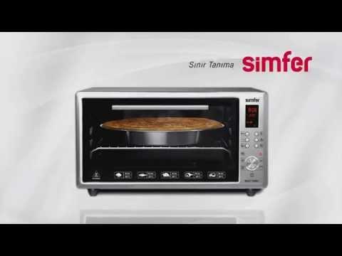 Digital Timerlı Midi Fırın Reklamı
