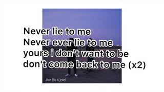 Aziz Bls X Jalel - детство english version (lyrics)