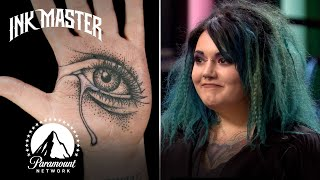 Weirdest Tattoo Spots on Ink Master 😳 Part 2