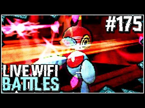 Pokemon X and Y Wifi Battle #175 VS Austin