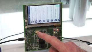 STM32+FreeRTOS+TouchGFX Embedded Coffee System - Rojar Smith