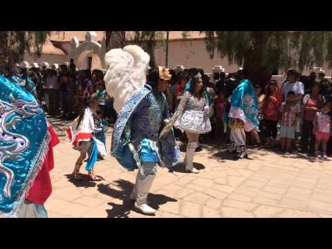 Diablada en Carnaval de San Pedro de Atacama 2014