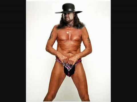 Undertaker Naked 58