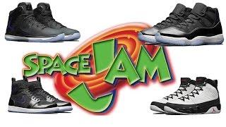 AIR JORDAN SPACE JAM COLLECTION,  JORDAN 11 BARON, YEEZY RELEASE DATE & MORE!!