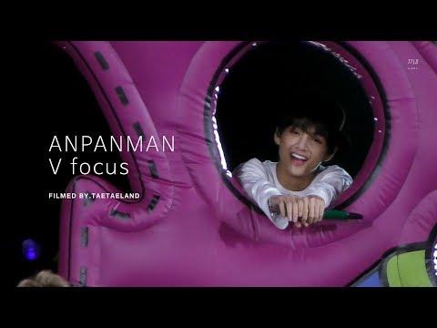 190519 SPEAK YOURSELF in NEW JERSEY │ 방탄소년단 '앙팡맨(ANPANMAN)' 뷔 직캠 V focus fancam [4K]