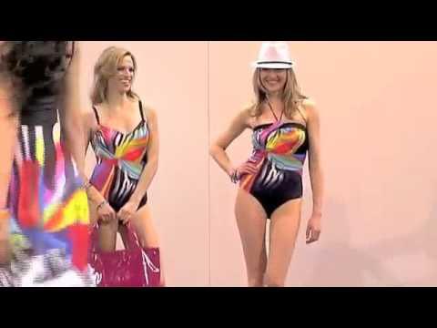 Alba Moda Fashion Night 2012 Bademode