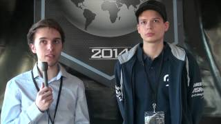 Interview with SK RaidN by dercerto France
