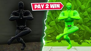 this skin is PAY TO WIN