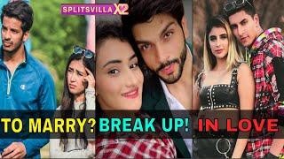 Where are Splitsvilla 12 Couples after the show | Ashish and Miesha | Shrey and Priyamvada