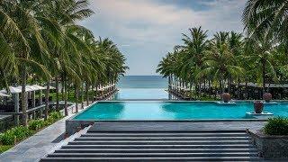 FOUR SEASONS RESORT THE NAM HAI (VIETNAM): SPECTACULAR HOTEL & POOLS