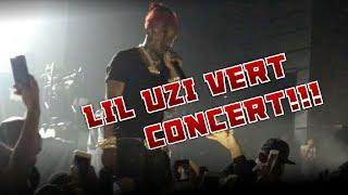 Lil Uzi Concert in Washington, D.C.(Live Performance)