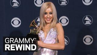 Watch Christina Aguilera Shine As The 2000 GRAMMYs Best New Artist | GRAMMY Rewind
