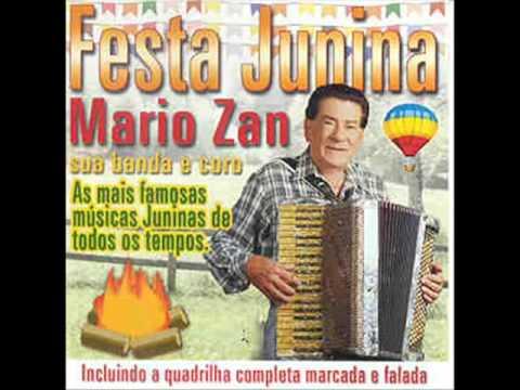 Mario Zan \ Seleção de Arrasta Pé