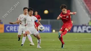 Kết quả bóng đá U23 Việt Nam vs U23 Triều Tiên: Loại ngay từ vòng bảng