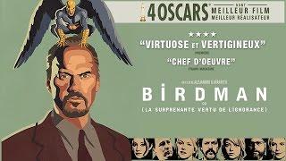 Birdman :  bande-annonce finale VOST