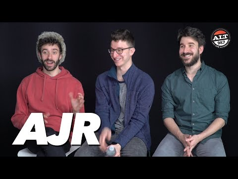 AJR Talks '100 Bad Days', The Sound Of Their New Album, The Recording Process & More!