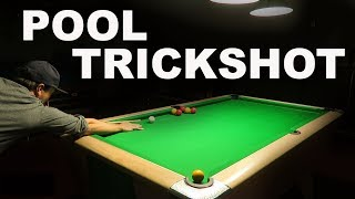 Learn to Pool Trickshot in 3hours 50mins