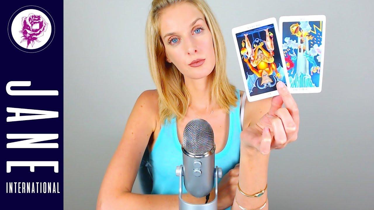 Jane International Tarot